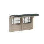 42-593 Scenecraft Concrete Bus Shelter